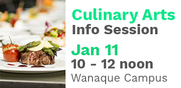 Culinary Arts Info Session