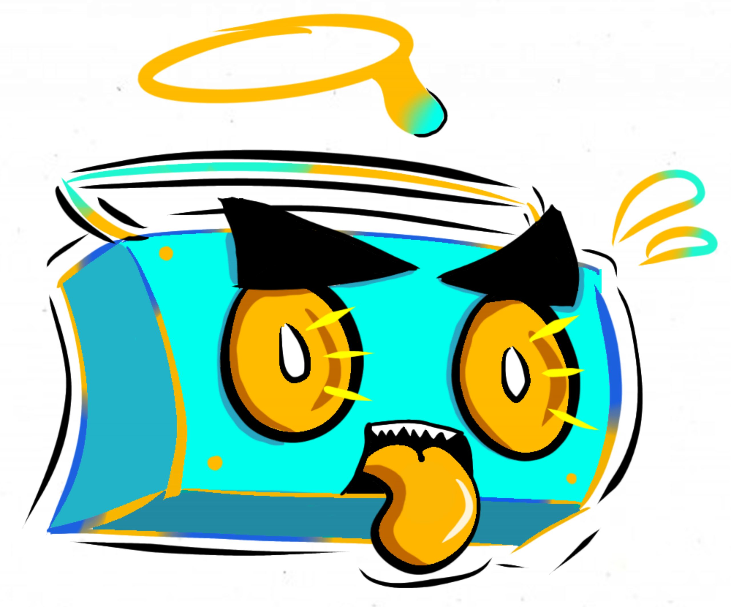 BooM BOX,Tyrese Russell <br> 5120 x 4249 px<br> Digital Art<br>